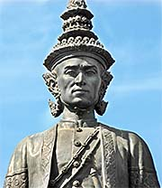 King Narai of Ayutthaya