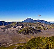 Mount Bromo and Tengger Caldera, Java, Indonesia by Asienreisender