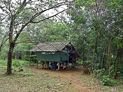 'Rubber Plantation Worker's House' by Asienreisender