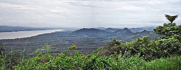 North of Ranong