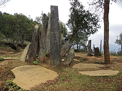 Menhirs of Hintang
