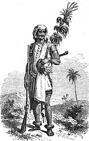 Malay Chieftain by Wallace