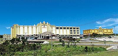 Thansur Bokor Casino by Asienreisender