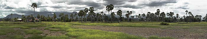 Rural Surrounding of Kampot by Asienreisender