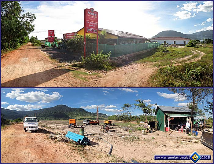 'Kampot International Village' by Asienreisender