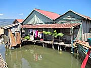 'Typical Stilt House in Peang Pour / Cambodia' by Asienreisender