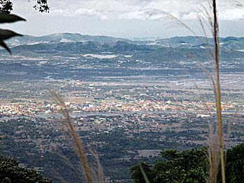 'Kampot, Seen from Bokor Mountain' by Asienreisender