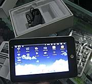 Counterfeited Computer Devices in Houayxay's Shops by Asienreisender