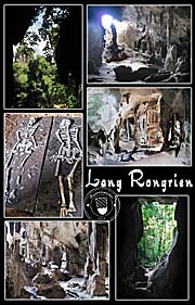 'The Ancient Cave of Lang Rongrien in Krabi / Thailand' by Asienreisender