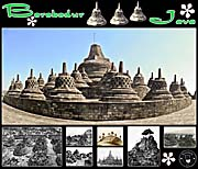 'Photocomposition of Borobodur' by Asienreisender