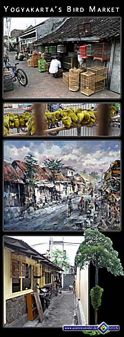 'The Bird Market in Yogyakarta' by Asienreisender