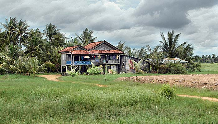 'Rural House in Kampot' by Asienreisender