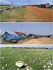 'Southeast Asia's Great Lake, Tonle Sap' by Asienreisender