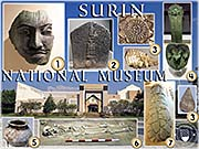 Thumbnail 'National Museum Surin' by Asienreisender