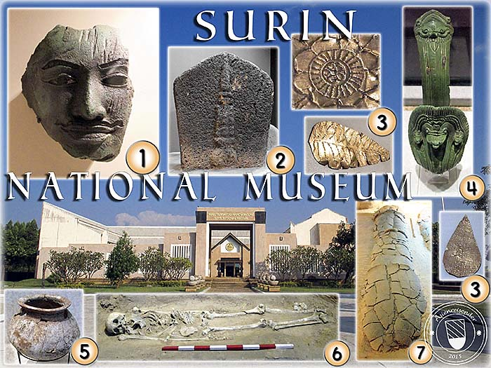 'Surin National Museum' by Asienreisender