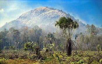 'Mountain Peak in the Cardamom Mountains' by Asienreisender