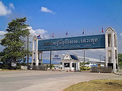'Koh Kong Special Economic Zone' by Asienreisender