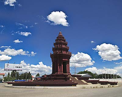 'The Independence Memorial in Pailin' by Asienreisender