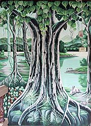 'Painting in Phanom Sawai Forest Park' by Asienreisender