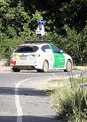 'A Google Streetview Car' in Kalasin' by Asienreisender