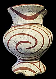 'Neolithic  Pottery from Ban Chiang' by Asienreisender