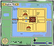 Thumbnail 'Map of Angkor Wat' by Asienreisender