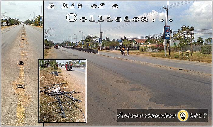 'Traffic Collision | Cambodian Driving' by Asienreisender