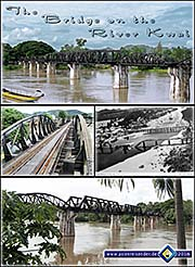 'The Bridge on the River Kwai' by Asienreisender