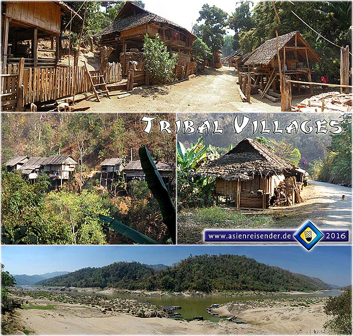 'Tribal Villages in Mae Hong Son Province' by Asienreisender
