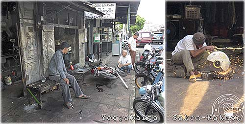 'Expanded Workshops on Sidewalks in Southeast Asia' by Asienreisender