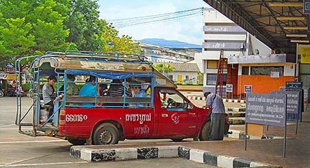 'Songtheaw | Phetchabun New Bus Station' by Asienreisender