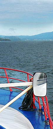 'Approaching Langkawi on the Boat' by Asienreisender