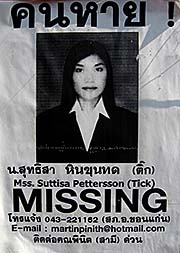 'Wanted-Poster in Pattaya' by Asienreisender