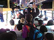 'On the Bus from Pai to Mae Hong Son' by Asienreisender