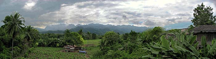 'Landscapes around Kanchanaburi' by Asienreisender
