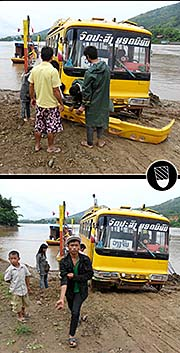 'Bus Breakdown on the Way from Pak Lay to Sanakham' by Asienreisender